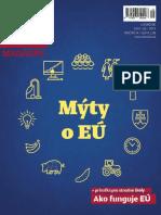 Mýty o EÚ - príručka Denníka N
