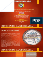 Division de La Geografiia
