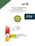 TGS uji nomalitas & non parametrik.docx