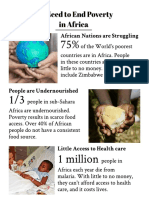 poverty in africa psa  2