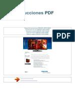 Manual de Instrucciones PHILIPS 32PFL5606H S 1