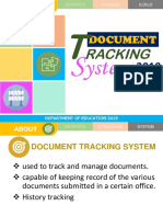 Document Tracking System-School