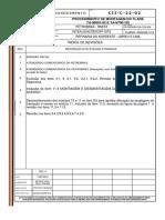 Cii-c-22-02 Procedimento de Montagem Do Flare Rev 6