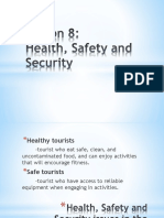 health and safety and security