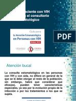 Manejo Del Paciente Con VIH y Con Sida