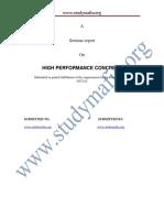 Civil HP C Report
