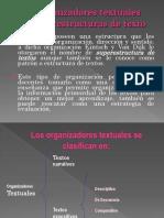 Estructuras de Textos