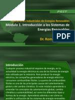 Introducción a Los Sistemas de Energías Renovables