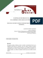 1992- Seguridad Social Gayetano