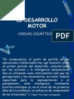 Apuntes Desarrollo Motor