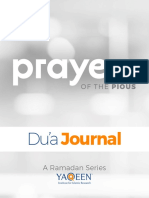 Prayer of the Pious Du'a Journal.pdf
