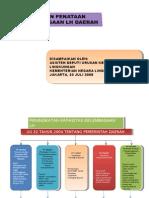 Rakernas AMDAL 2008 - Kebijakan Penataan Kelembagaan Lingkungan Daerah - KLB SPM Ancol Edit 230708
