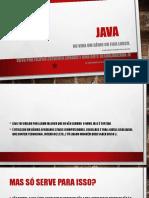 Java- lembrar comandos e etc.pptx