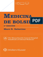 Medicina de Bolsillo 6 Spanish Edition