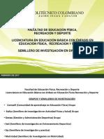 Presentacion del Semillero de Investigación 2019 - 1.pptx