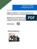 Anexo 8 Procedimiento Para Investigacion Enfermedades Laborales