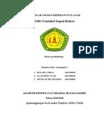 MAKALAH ASUHAN KEPERAWATAN ANAK VSD.docx