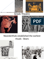 Greek Theatre Origins 2010.ppt