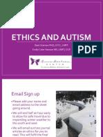 Ethics and autism Master.pptx