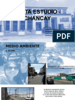 Visita Estudio - Chancay - Prov. Lima