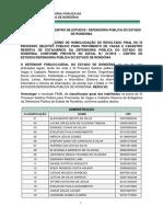 Edital 11 - Divulgao Do Resultado Final