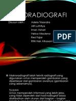 Makro Radio Graf i
