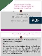 Clase 2 de Proteus