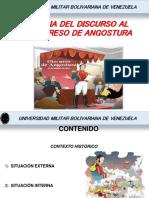 Vigencia Congreso de Angostura Modelo 10feb19