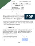 PRACTICA 3 índice de refracción del agua..docx
