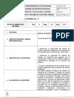 informes de Auditoría Sistema de Gestión Ambiental ISO 14001-2004.pdf