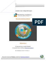 Marketing Decathlon