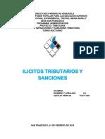 TRABAJO DE INFRACCIONES Y SANCIONES UNIDAD V-VI.docx