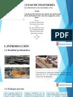 Comportamiento Mecanico Del Mortero Con Adicion de Caucho Para Muro de Albañileria