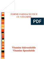vitamine prezentare