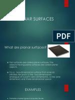 PLANAR SURFACES.pptx