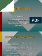 Kuliah 6 - Abdoiminal Hernia.PPT