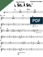 De Sol a Sol - Trumpet in Bb 2