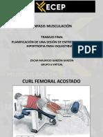 Hipertrofia Isquiotibiales