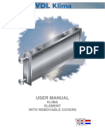 User Manual - Coils With Removable Covers-English