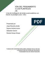 PROPUESTA DE INVESTIGACIÓN - LA LIMITACIÓN DE PENSAMIENTO EN LOS PLANTELES EDUCATIVOS (3).docx