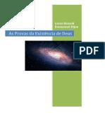 As Provas da Existencia de Deus.pdf