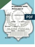 Colegio Particular Mixto Blaise Pascal