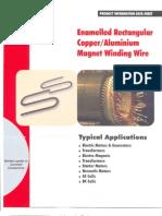 KSH International Enamelled Copper Conductors/Strips Brochure