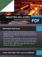 Semana 2 - Industria Del Acero en El Perú, Diego Cárdenas