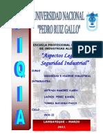 ASPECTOS LEGISLATIVOS  DE SEGURIDAD INDUSTRIAL 1.docx