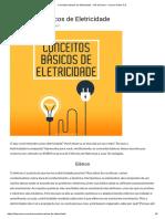 Conceitos Básicos de Eletricidade - QG Do Enem - Cursos Online S.A