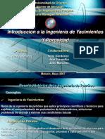 Introduccion a La Ing. de Yacimientos y Porosidad (2)