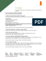 Apostille English Instructions - LOUISIANA