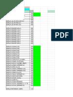 Lista Repuestos X-CeLL
