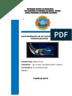 CONFIGURACION DE UN SISTEMA OPTICO DE COMUNICACIONES.docx